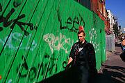England, London:  punk in Camden Town