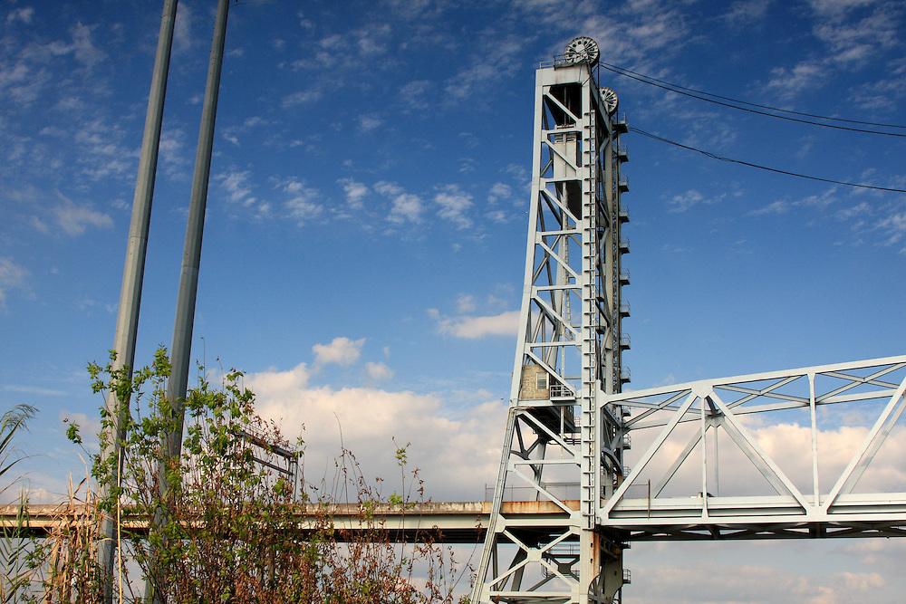 Ellender Bridge, Calcascieu Parish, LA