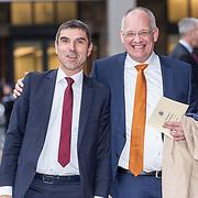 NLD/Amsterdam/20190115 - Koninklijke nieuwjaarsontvangst Nederlandse genodigden, Paul Blokhuis