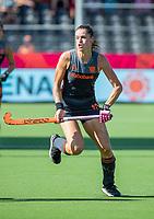 ANTWERPEN - Lidewij Welten (Ned)    tijdens  de   finale  dames  Nederland-Duitsland  (2-0) bij het Europees kampioenschap hockey.   COPYRIGHT  KOEN SUYK