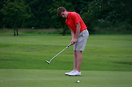 Mark McKinstry (Cairndhu) taking part in the Connacht Boys U18 Open, Roscommon Golf Club, Roscommon, Co Roscommon.<br /> Picture: Golffile \ Fran Cafrey