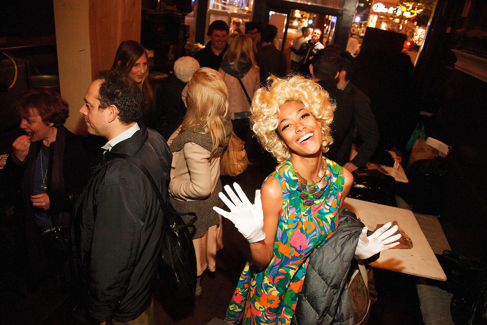 Schtick or Treat - November 1, 2011 - Bowery Poetry Club - Abbi Crutchfield