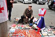 Georgia, Tbilisi, flea market