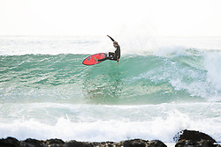 July 12, 2017 - Reigning World Champion John John Florence of Hawaii getting in a morning freesurf at Supertuebs during the first layday of the Corona Open J-Bay...Corona Open J-Bay, Eastern Cape, South Africa - 12 Jul 2017. (Credit Image: © Rex Shutterstock via ZUMA Press)
