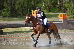 Kahn Sien, BEL, Dominant<br /> Nationale LRV-Eventingkampioenschap Minderhout 2017<br /> © Hippo Foto - Kris Van Steen<br /> 30/04/17
