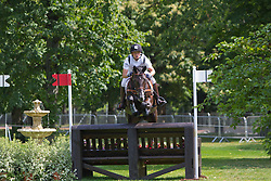 Jung Michael (GER) - River Of Joy<br /> CIC2* Greenwich Park Eventing Invitational<br /> Olympic Test Event - London 2011<br /> © Dirk Caremans