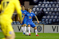 Will Collar. Stockport County FC 3-0 Eastleigh FC. Vanarama National League. Edgeley Park. 23.3.21