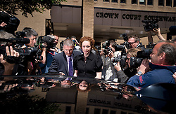 ** File pics - Rebekah Brooks return to News UK** © London News Pictures. 05/06/2013. London, UK. REBEKAH BROOKS (centre), Former CEO of News International and former editor of the News of The Worlds leaving Southwark Crown Court in London after pleading not guilty charges relating to phone hacking at the News of The World. . Photo credit: Ben Cawthra/LNP