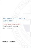 25 Year Club Luncheon