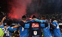 Esultanza Napoli Celebration <br /> Napoli 30-11-2015 Stadio San Paolo Football Calcio 2015/2016 Serie A Napoli - Inter Foto Andrea Staccioli / Insidefoto