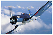 Corsair New Zealand aerial