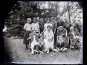 family gathering France 1923