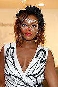 May 19, 2016-Brooklyn, NY: United States: Media Personality Tai Beauchamp attends the 2nd Annual (Museum of Contemporary African Diasporic Art (MoCADA) Masquerade Ball held at the Brooklyn Academy of Music on May 19, 2016 in Brooklyn, New York. (Terrence Jennings/terrencejennngs.com)