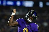 NFL-Baltimore Ravens at Los Angeles Rams-Nov 25, 2019