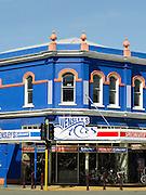 Invercargill, New Zealand, Wensley's Bicycle Shop, along Tay Street