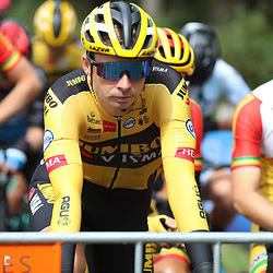 23-08-2020: Wielrennen: NK elite: Drijber<br /> Bert-Jan Lindeman (Netherlands / Team Jumbo - Visma)