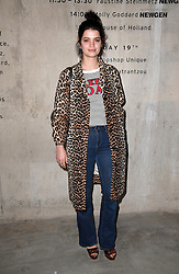 Pixie Geldof attending the House of Holland Autumn/Winter 2017 London Fashion Week show at the Tate Modern, London. Photo credit should read: Doug Peters/ EMPICS Entertainment