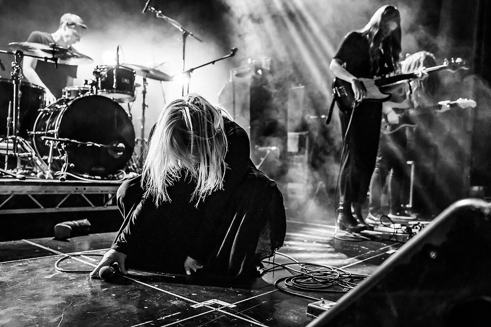 Icelandic indie-rock band Mammút at Iceland Airwaves