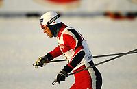 Langrenn, 22. november 2003, verdenscup Beitostølen, Kristen Skjeldal, Norge