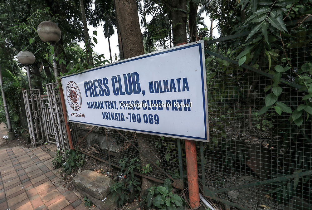 20171029 Kolkata Calcutta Indien<br /> Maidan<br /> Kolkata pressklubb i Maidan<br /> <br /> <br /> ----<br /> FOTO : JOACHIM NYWALL KOD 0708840825_1<br /> COPYRIGHT JOACHIM NYWALL<br /> <br /> ***BETALBILD***<br /> Redovisas till <br /> NYWALL MEDIA AB<br /> Strandgatan 30<br /> 461 31 Trollhättan<br /> Prislista enl BLF , om inget annat avtalas.