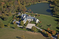 Aerial Image of Beautiful Home