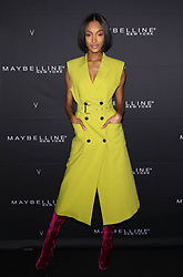 Jourdan Dunn at The Maybelline New York x V Magazine FW18 Fashion Week Party in New York City