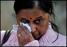 Family of murdered man Anuj Bidve visit Parliament
