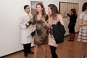 GEORGIE WILLIAMS; ABBIE DE BUNSEN, Royal Academy Schools Annual dinner and Auction 2012. Royal Academy. Burlington Gdns. London. 20 March 2012.