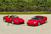 Ferrari Superamerica & Barchetta