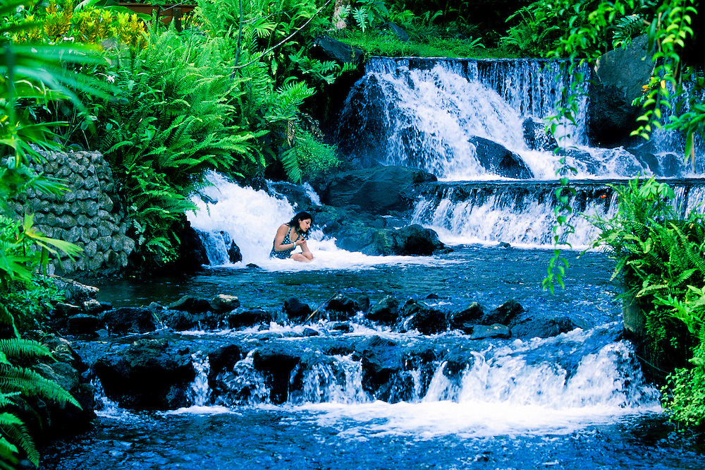 Tabacon Hot Springs Resort & Spa, Arenal, Costa Rica