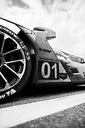 January 30-31, 2021. IMSA Weathertech Series. Rolex Daytona 24h:  #01 Cadillac Chip Ganassi Racing, Renger van der Zande, Scott Dixon, Kevin Magnussen detail