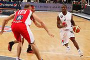 DESCRIZIONE : Caserta Lega A 2011-12 Pepsi Caserta Scavolini Siviglia Pesaro<br /> GIOCATORE : Weyinmi Rose<br /> SQUADRA : Pepsi Caserta<br /> EVENTO : Campionato Lega A 2011-2012<br /> GARA : Pepsi Caserta Scavolini Siviglia Pesaro<br /> DATA : 12/11/2011<br /> CATEGORIA : palleggio<br /> SPORT : Pallacanestro<br /> AUTORE : Agenzia Ciamillo-Castoria/A.De Lise<br /> Galleria : Lega Basket A 2011-2012<br /> Fotonotizia : Caserta Lega A 2011-12 Pepsi Caserta Scavolini Siviglia Pesaro<br /> Predefinita :