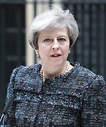 Theresa May dissolves Parliament