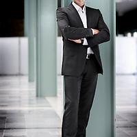 Nederland, Rotterdam , 23 juli 2010..Marco de Baat, 1 van de oprichters van AA Properties, een makelaarsbedrijf gespecialiseerd in onroerend goed in het Midden Oosten..Marco de Baat werd miljonair en stond in de Quote 500..Foto:Jean-Pierre Jans