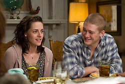 RELEASE DATE: November 18, 2016 TITLE: Billy Lynn's Long Halftime Walk STUDIO: Sony Pictures Entertainment DIRECTOR: Ang Lee PLOT: 19-year-old Billy Lynn is brought home for a victory tour after a harrowing Iraq battle. Through flashbacks the film shows what really happened to his squad - contrasting the realities of war with America's perceptions STARRING: Kristen Stewart as Kathryn, Joe Alwyn as Billy (Credit: © Sony Pictures Entertainment/Entertainment Pictures)