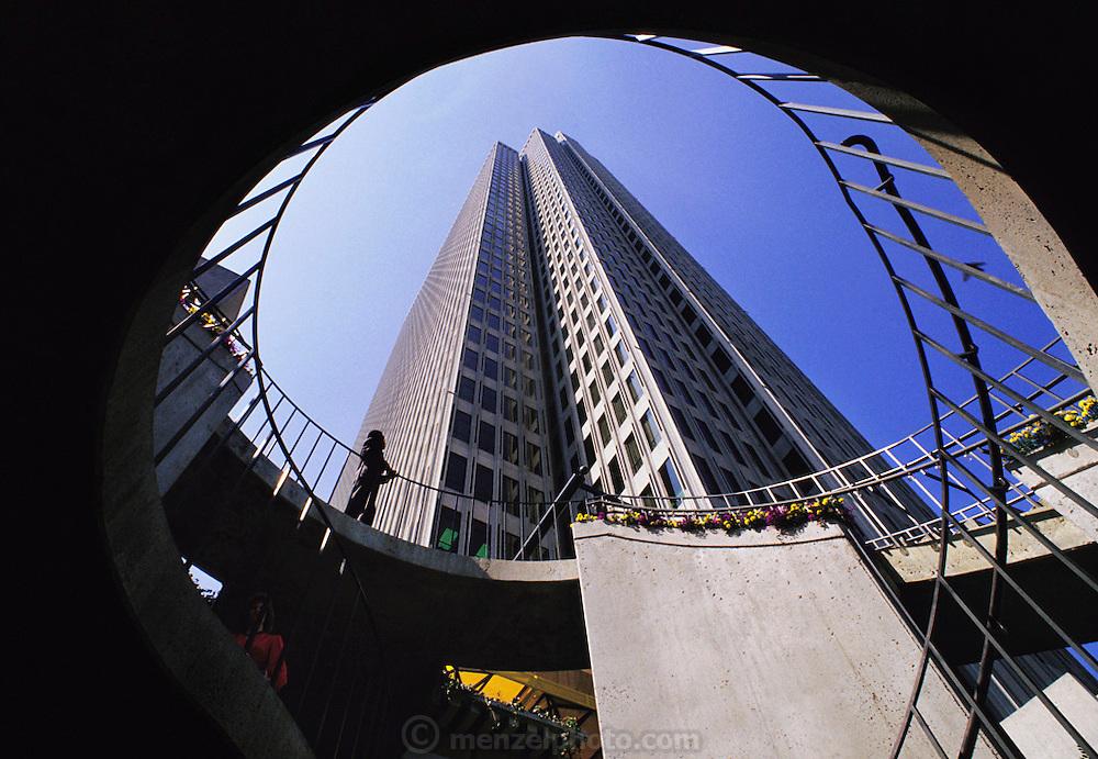 San Francisco, California. Embarcadero Center.