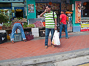 Apr. 28 -- SINGAPORE:  Street life in the Little India neighborhood of Singapore.     PHOTO BY JACK KURTZ
