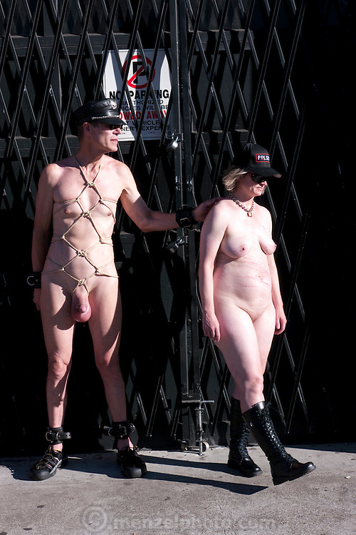 Folsom Street Fair, San Francisco, CA annual event.