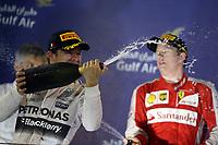 ROSBERG nico (ger) mercedes gp mgp w06 ambiance portrait during 2015 Formula 1 FIA world championship, Bahrain Grand Prix, at Sakhir from April 16 to 19th. Photo Clément Marin / DPPI