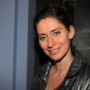 NLD/Haarlem/20130131 - Inloop Premiere Terug naar de Kust, Pia Douwes