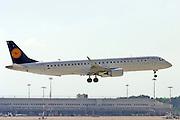 Lufthansa Regional, Embraer ERJ190-200LR