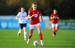Charlie Wellings of Bristol City- Mandatory by-line: Nizaam Jones/JMP - 27/10/2019 - FOOTBALL - Stoke Gifford Stadium - Bristol, England - Bristol City Women v Tottenham Hotspur Women - Barclays FA Women's Super League