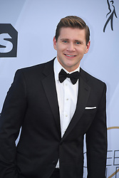 January 27, 2019 - Los Angeles, California, U.S - ALLEN LEECH during silver carpet arrivals for the 25th Annual Screen Actors Guild Awards, held at The Shrine Expo Hall. (Credit Image: © Kevin Sullivan via ZUMA Wire)
