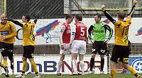 Fotball Addecoliaden 1. divisjon herre, 22. april 2007, Moss MFK og Bryne, Mell¯s stadion, SPILLERE, Foto Kurt T. Pedersen / Digitalsport