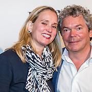 NLD/Amsterdam/20161005 - Filmpremiere Tonio, Coen Verbraak en partner