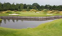 SPIJK - Hole 15 van The Dutch .   Golfbaan THE DUTCH, COPYRIGHT KOEN SUYK