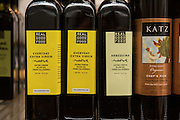 Jim Dixon imports small batches of fresh olive oil from Italy in his shop