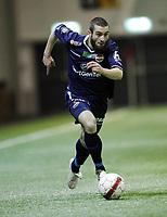 Fotball , 13. januar 2013 , Privatkamp<br /> Strømsgodset - Hamkam 3-1<br /> Mounir Hamoud , SIF