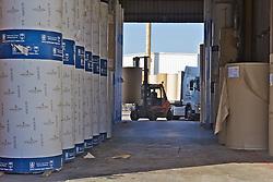 Ein Hamifratz Cardboard Box Paper Factory Paper Rolls