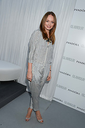 LAURA HADDOCK at the Glamour Women of the Year Awards in association with Pandora held in Berkeley Square Gardens, London on 4th June 2013.